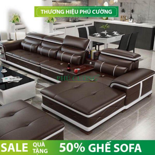 Tổng hợp cách chọn sofa nỉ hiện đại phòng khách cho mọi căn nhà 3