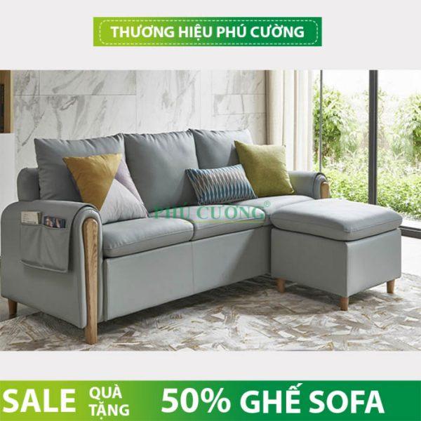 Nên mua sofa nỉ hiện đại trong nước hay sofa nhập khẩu? 1