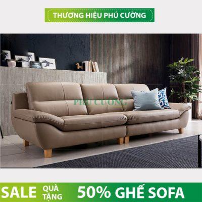 Địa chỉ nào bán sofa băng Hậu Giang chất liệu da tốt nhất? 3