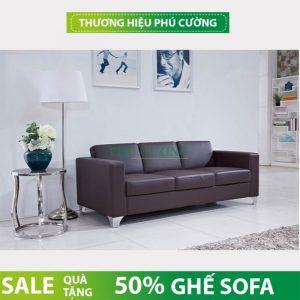 Nên chọn ghế sofa da thật nhập khẩu chân gỗ hay chân inox? 2