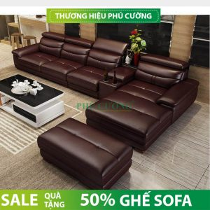 Địa chỉ bán sofa da thật chất lượng cao tại miền Nam Việt Nam 2