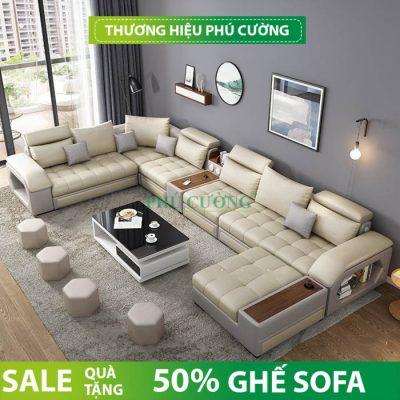 Chia sẻ bí quyết mua sofa hiện đại đơn giản chất liệu nỉ 2