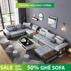 Lưu ý vàng khi mua sofa hiện đại bạn nên nắm rõ 1