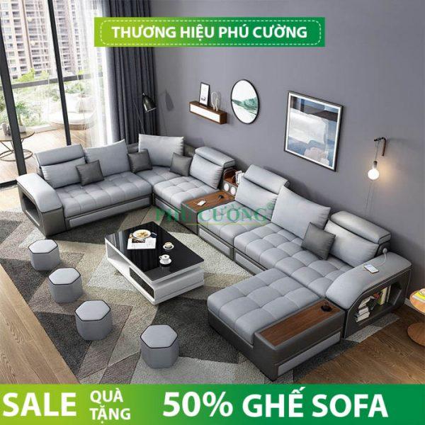 Bật mí cách chọn ghế sofa quận Ninh Kiều cho phòng khách thêm sang trọng 3