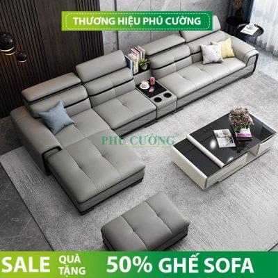 Chia sẻ bí quyết mua sofa hiện đại đơn giản chất liệu nỉ
