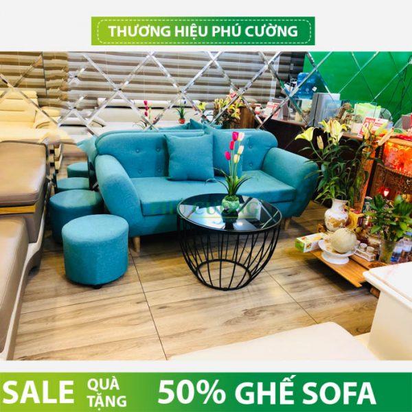Kiểu sofa hiện đại giá rẻ chất liệu gỗ được yêu thích nhất hiện nay