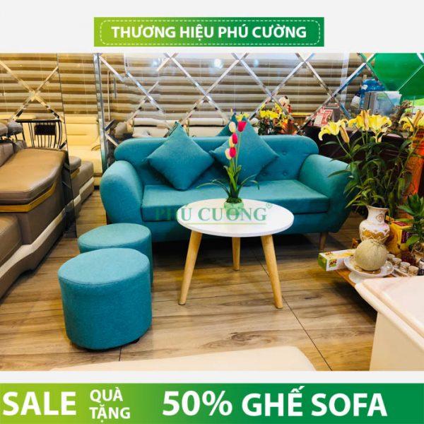 Xu hướng mua sofa gỗ hiện đại chung cư nhỏ hẹp hiện nay 1