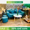 Nội thất Phú Cường giảm 60% sofa khuyến mãi Trà Vinh nhân dịp Noel 2020 5
