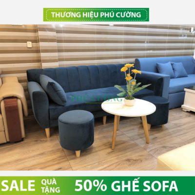Sofa cao cấp Long An chất liệu gỗ trên 25 triệu có tốt không?