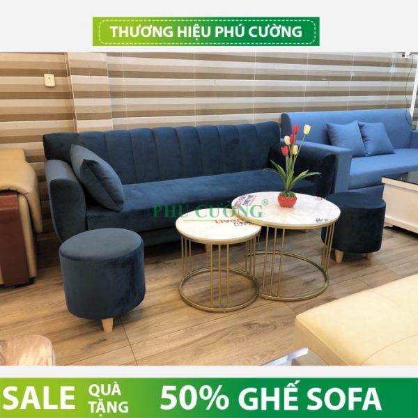 Tại sao sofa văng phòng khách lại được khách hàng ưa chuộng? 1