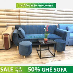 Các kiểu sofa hiện đại đẹp dành cho phòng khách nhỏ hẹp 6