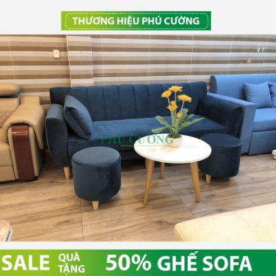 Cách lựa chọn sofa cho phòng khách 15m2 quận 7 hợp lý nhất