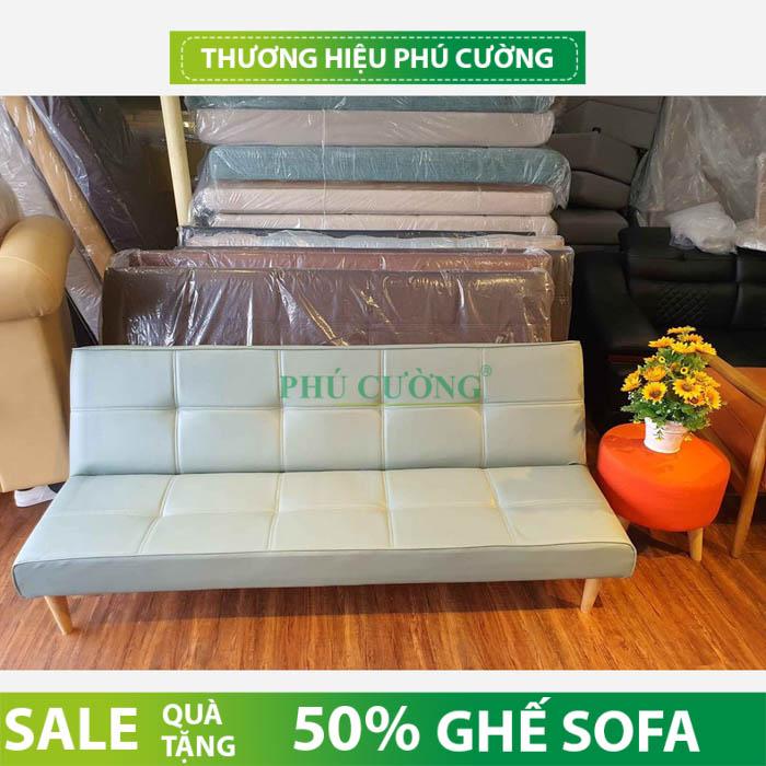 Nên mua sofa giường da hay sofa giường gỗ cho gia đình? 3