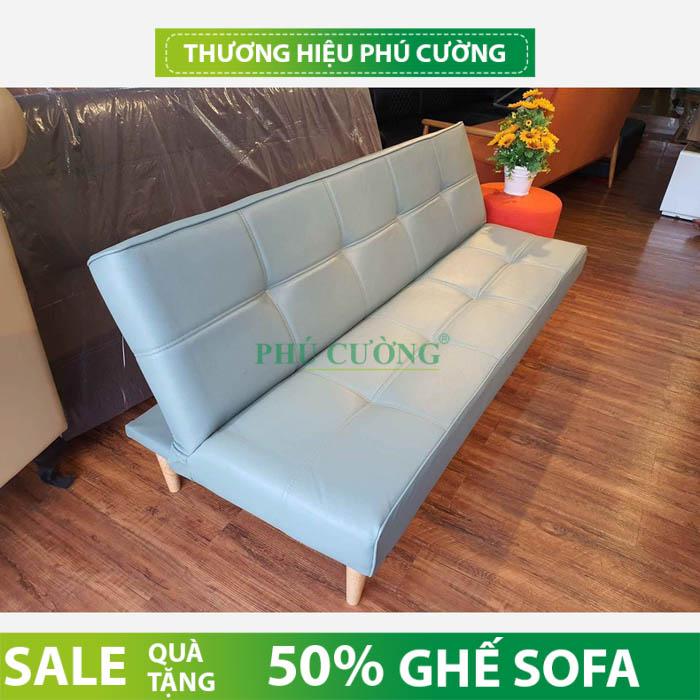 Nên mua sofa giường da hay sofa giường gỗ cho gia đình? 2
