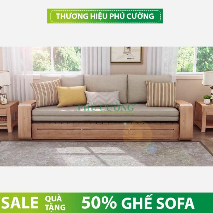 Bật mí cách sử dụng sofa gỗ hiện đại Cần Thơ chất lượng cao 1