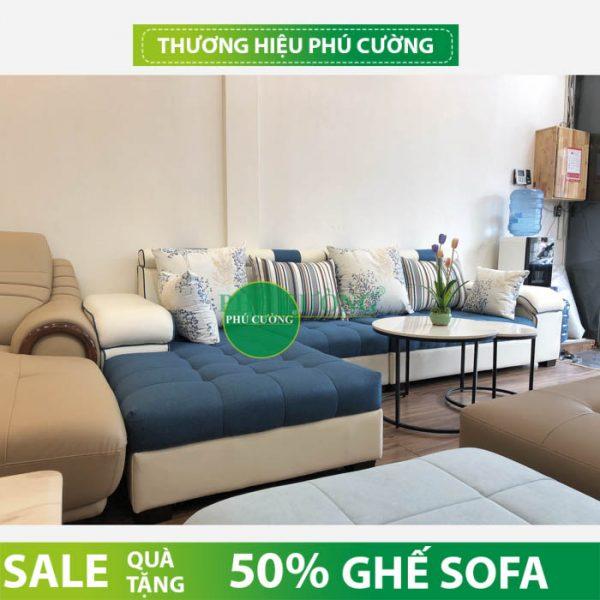 Các kiểu sofa hiện đại đẹp dành cho phòng khách nhỏ hẹp 5