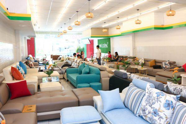 Tiêu chí chọn sofa đẹp Phú Quốc cho gia đình trẻ hiện nay