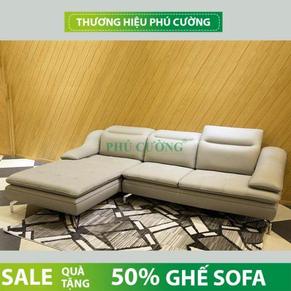Mua sofa phòng khách Bạc Liêu chất liệu giả da tiết kiệm 50% chi phí 3