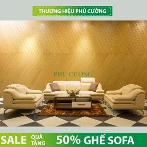 Sofa da nhập khẩu là sự lựa chọn của ngôi nhà nhỏ hiện nay 2