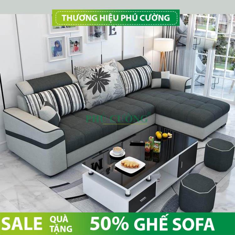 Cách chọn sofa chữ L quận Ô Môn cho phòng khách gia đình 2