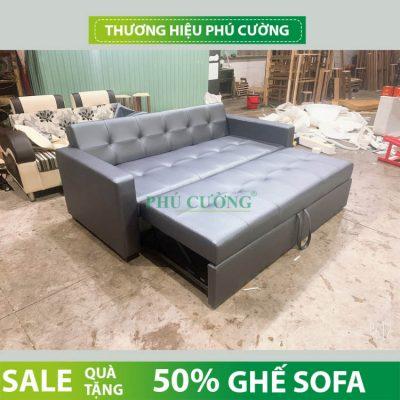 Ghế sofa giường nằm giá rẻ tại Phú Cường - NÊN MUA!