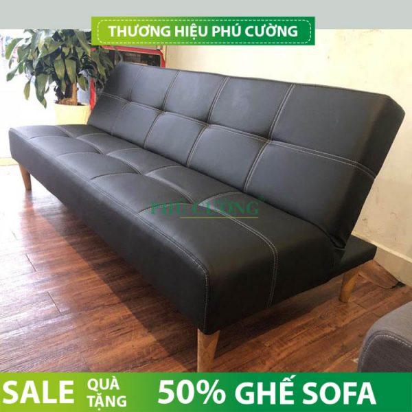 Phòng khách chật vẫn có thể dùng sofa bed nhập khẩu 3