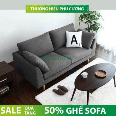 Lý do ghế sofa nỉ Kiên Giang màu đen thu hút rất nhiều khách mua hàng 1