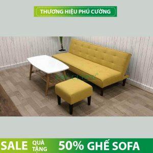 Bật mí cách chọn bàn ghế sofa phòng khách mini quận 7 cho studio