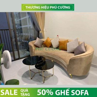 Trả lời câu hỏi mua sofa cao cấp ở đâu cho phòng khách 20m2?