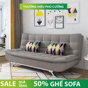 Sofa nỉ nhập khẩu Malaysia tại nội thất Phú Cường chất lượng cao