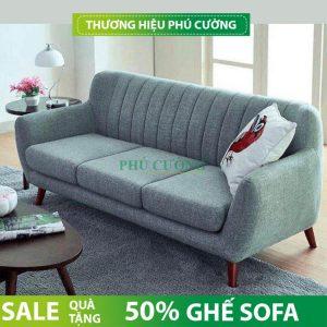Cách chọn sofa vải đẹp quận 7 bền bỉ, thẩm mỹ theo thời gian