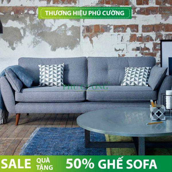 Lựa chọn sofa giá rẻ Long An cho phòng khách nhỏ hẹp ra sao?