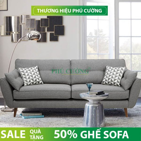 Nên mua sofa vải quận Cái Răng cho phòng khách nhỏ ra sao?