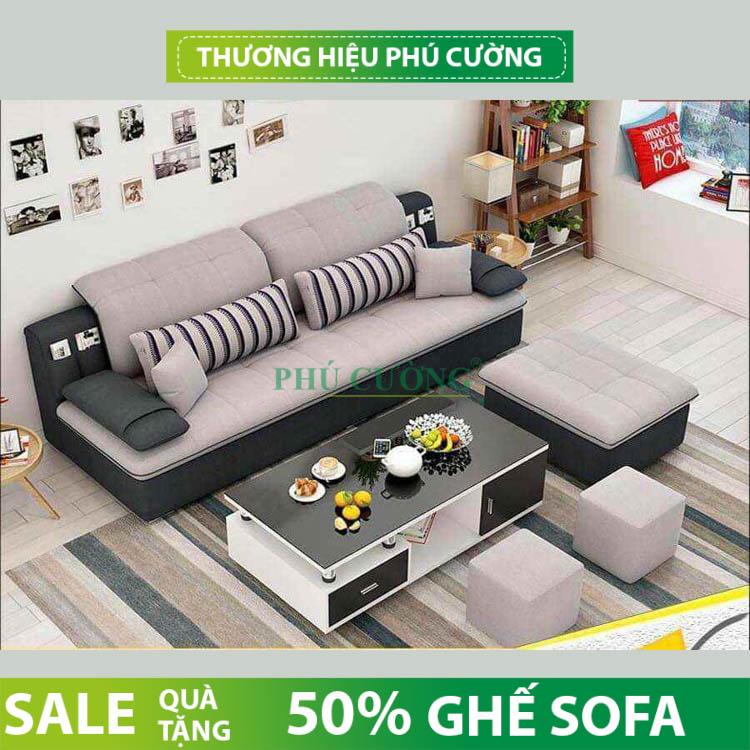Cách giặt sofa góc quận Bình Thủy chất lượng, sạch và bền bỉ 2