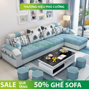 Địa điểm mua sofa nỉ Long An uy tín nhất miền Nam hiện nay 3