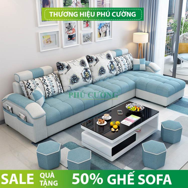 Bật mí cách vệ sinh sofa góc quận Cái Răng chất liệu nỉ hiệu quả nhất 1