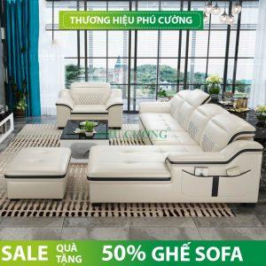 Tuyệt chiêu mua sắm sofa đẹp phòng khách nhỏ quận 7 ở đâu uy tín? 1