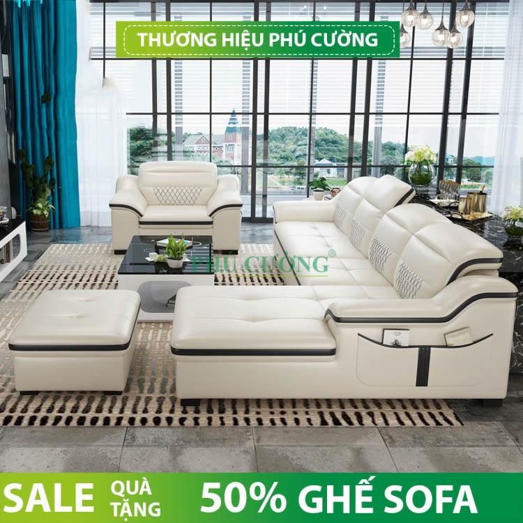Nên mua sofa đẹp quận Bình Thủy như thế nào cho phòng khách nhỏ? 1