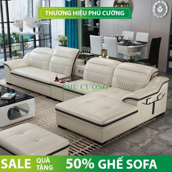 Tuyệt chiêu đánh giá sofa bộ đẹp quận 7 chất liệu da tốt nhất 1
