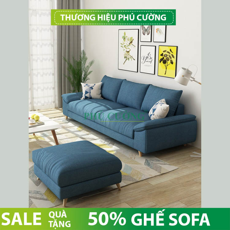 Có nên mua sofa vải quận Ô Môn không? Ưu và nhược điểm thế nào? 1