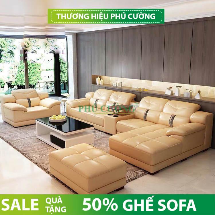 Cách chọn sofa chữ L quận Ô Môn cho phòng khách gia đình 1