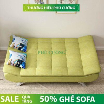 Phòng khách chật vẫn có thể dùng sofa bed nhập khẩu 1