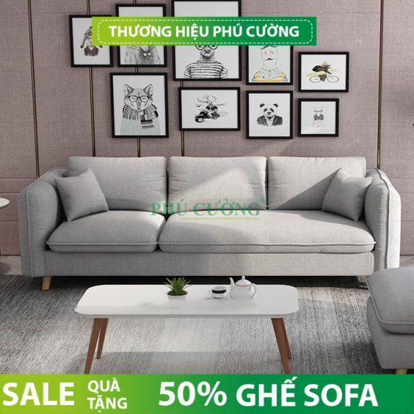 Ưu điểm của sofa vải TPHCM bạn nên chọn lựa 2