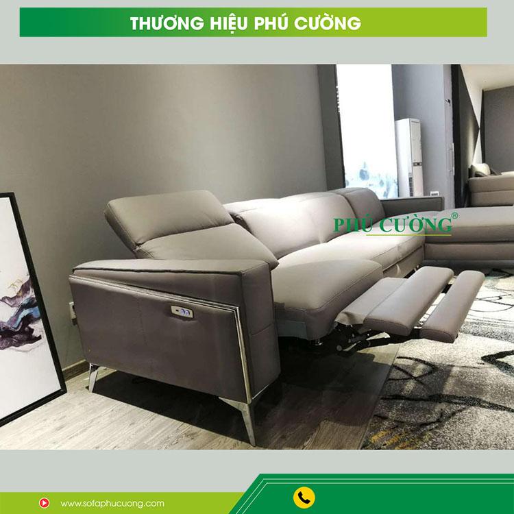 Những mẫu sofa hàng nhập khẩu màu sáng cực chất cho phòng khách 1