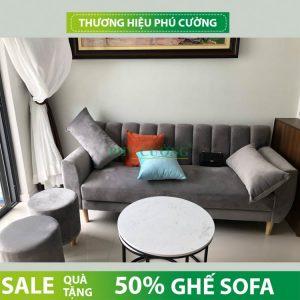 Có nên mua sofa băng Long An chất liệu da lộn hay không? 3