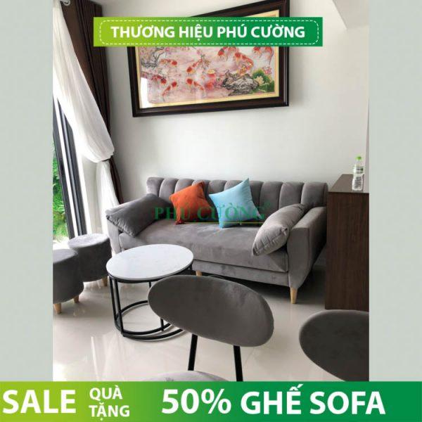 Nơi bán sofa nhập khẩu TPHCM chất lượng hàng đầu hiện nay 1