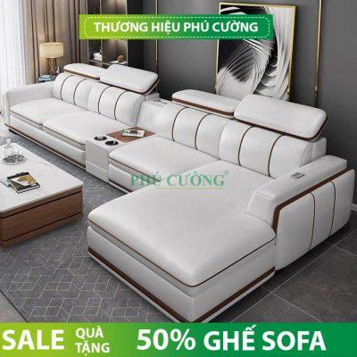 Hướng dẫn cách vệ sinh sofa da phòng khách hợp lý nhất 3