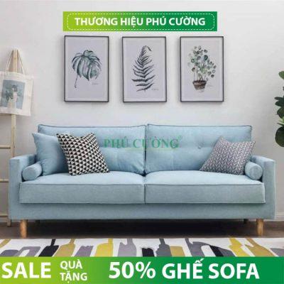 Những điều cần biết về sofa cao cấp Hàn Quốc chất liệu vải 1
