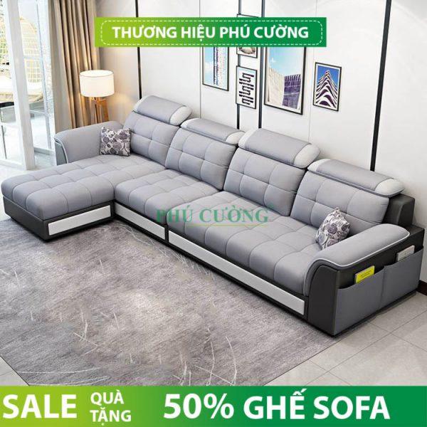 Chọn sofa vải Hậu Giang như thế nào hợp lý nhất cho gia đình?