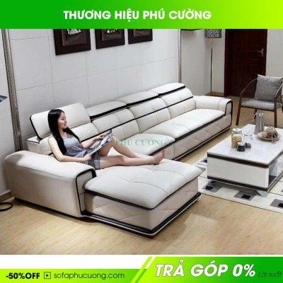 Những lưu ý khi chọn mua sofa chữ L cao cấp cho gia đình